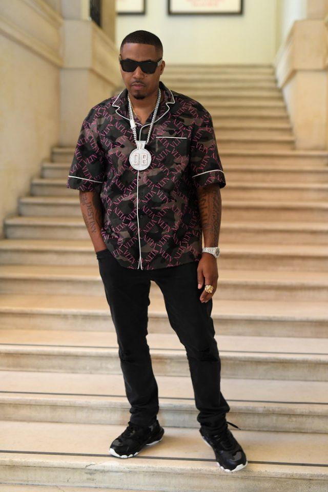 Nas, Nas album, Nas abuse claims, Nas abuse, Kelis abuse, Nas in Valentino, Valentino