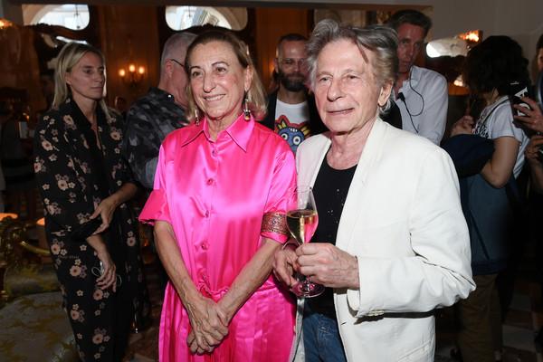 Roman Polanski, Muccia Prada, Miu Miu, Fashion's Problematic Characters